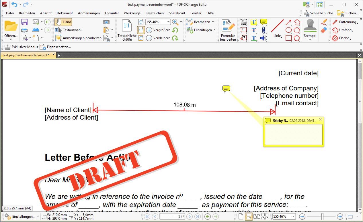 Editar un PDF: así es cómo funciona - 1&1
